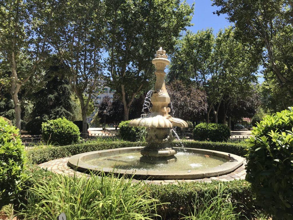 Parque Eva Perón