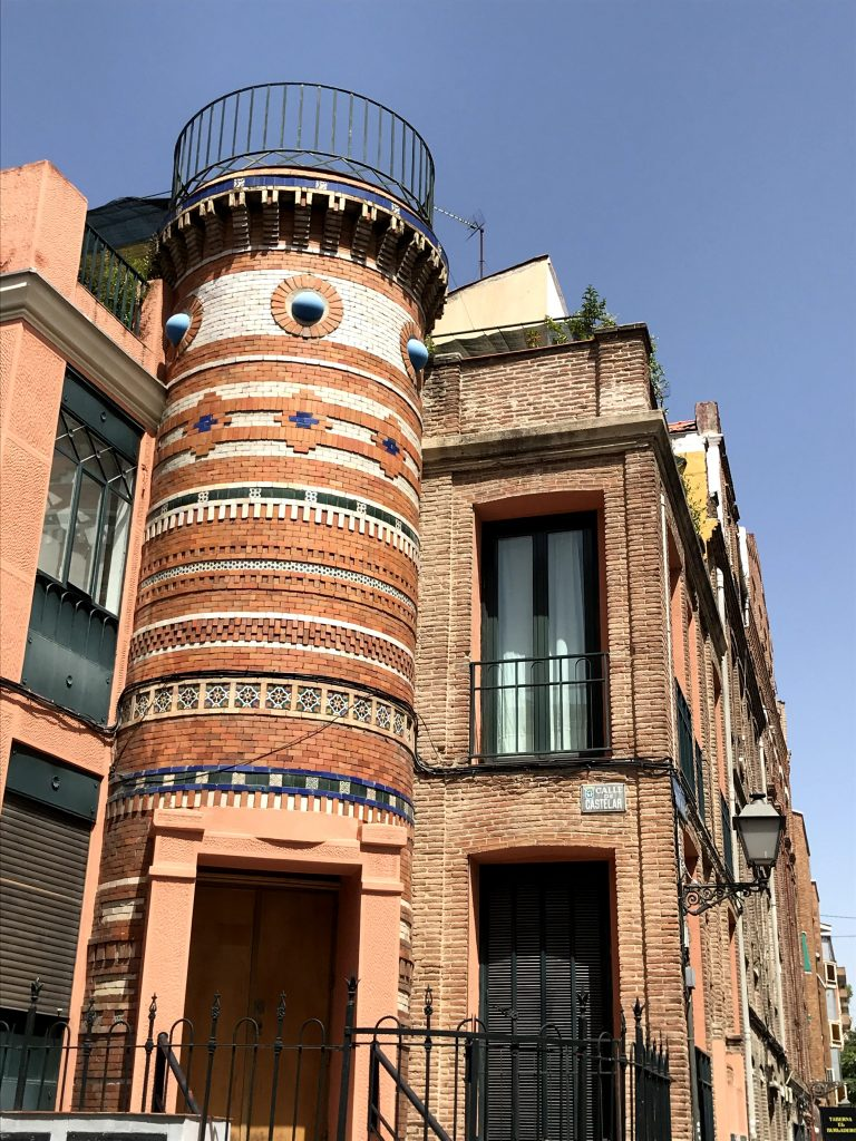 Torreon Madrid Moderno
